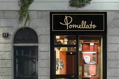 negozi pomellato la nuova boutique di pomellato a livingcorriere