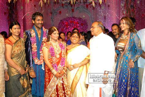 Vishnu Manchu Engagement photo gallery - Telugu cinema ...