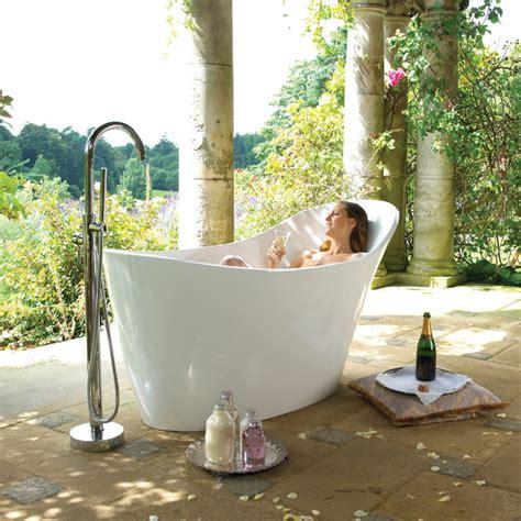 bathtub in the kitchen victoria albert amalfi freestanding bathtub bathroom san luis obispo by