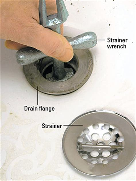 how to remove sink drain sink drain removal wrench bing images