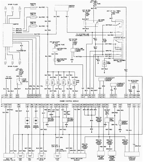 wiring harness diagram for 2005 toyota tacoma free