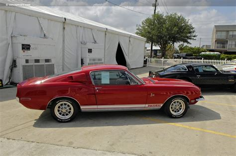 shelby mustang 68 1968 shelby mustang gt500 images