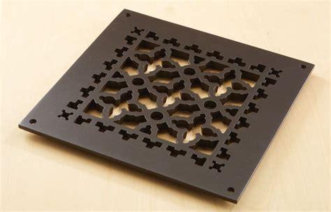 decorative vent cover scroll grille decorative vent