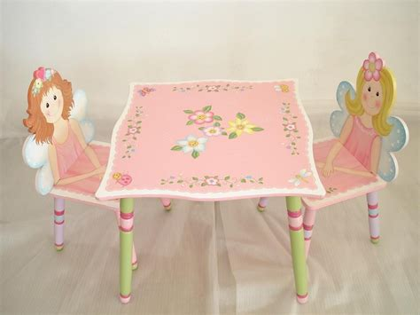 princess and chairs childrens and sets wooden kids