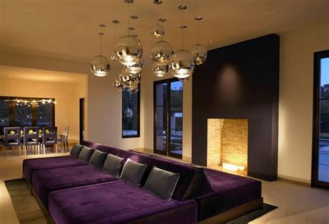 15 catchy living room designs with purple accent home 15 catchy living room designs with purple accent home