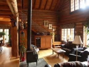 log homes interior reader request log homes desire to inspire