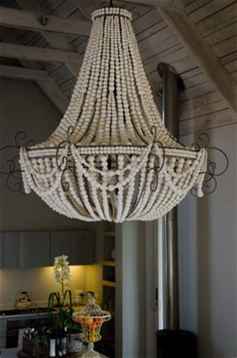 Handmade Chandeliers Lighting - 25 best ideas about bead chandelier on wood