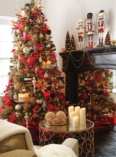 christmas decorations 2017 raz 2017 decorated christmas trees trendy tree blog