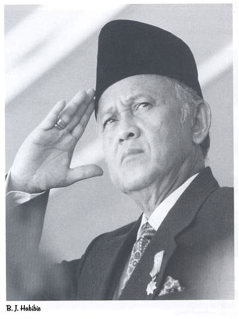 biography about bj habibie habibie