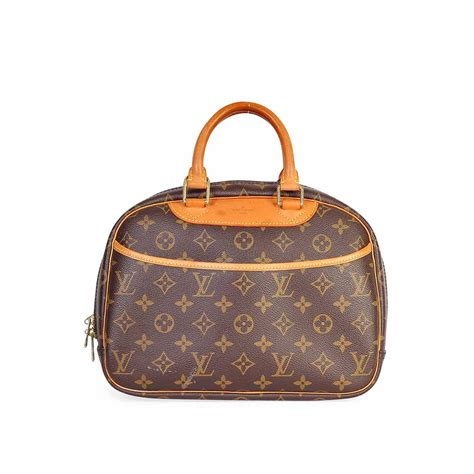 Louis Vuitton Louis Vuitton Superflat Monogram by Louis Vuitton Monogram Trouville Luxity