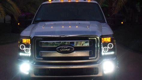 2012 f250 headlights 2011 2016 duty recon projector headlights clear