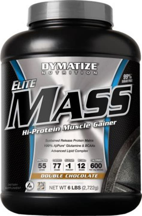 best protein mass gainer dymatize elite mass gainer at bodybuilding best