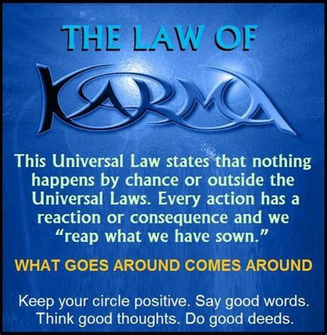 karma its coming d e universal karma read more of