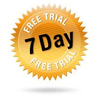 7 Day Free Trial Search 7 Day Trial