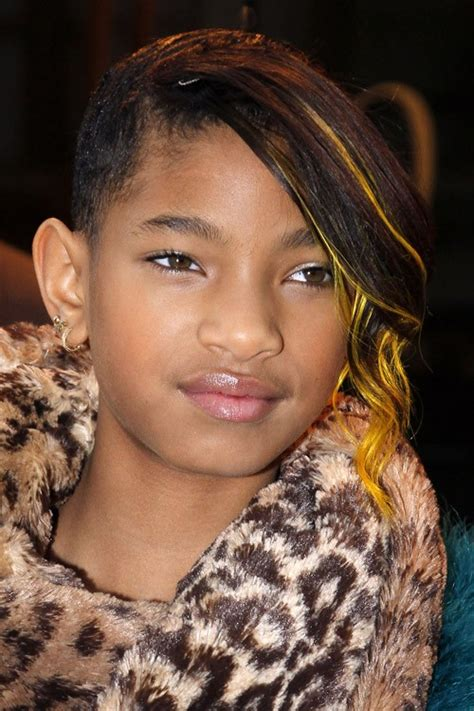 Willow Smith Hairstyle by Willow Smith 2015 Hairstyle Hairstyle 2013