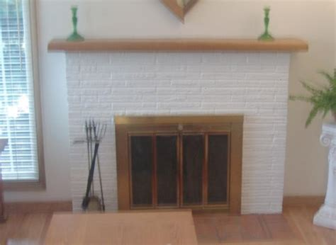 What Type Of Paint To Use On Brick Fireplace by Painting What Type Of Paint Should Be Used To Paint A