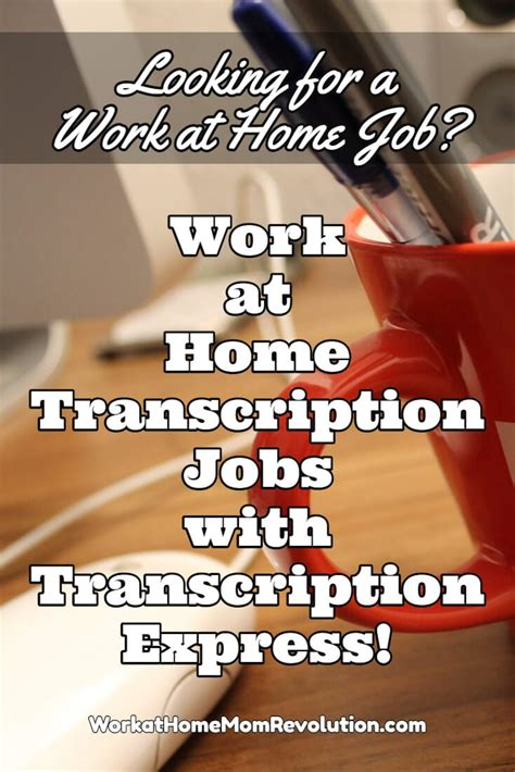 telecommute general transcription with transcription