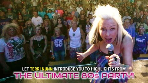 80s Cruise by The 80s Cruise Experience The 80s Cruise 2019 The