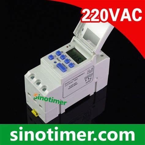 Timer Digital Programmable Listrik 220v 16a 2000 W Max acquista all ingrosso interruttore di comando