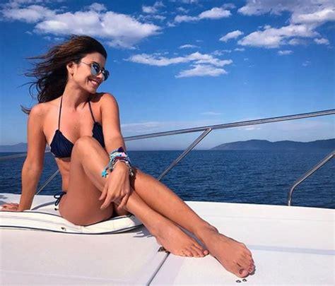marina diaz fernandez instagram paula fernandes grava clipe e exibe corp 227 o de biqu 237 ni