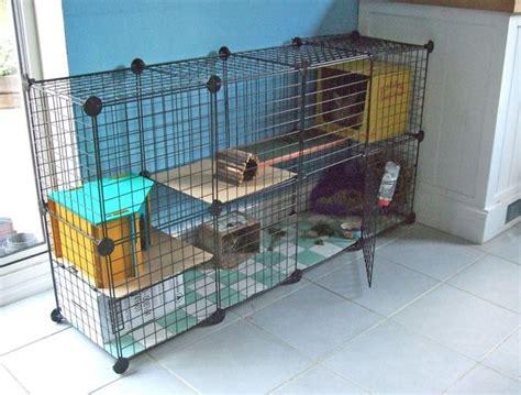 Rabbit Cage Shelf by Rabbit Hutch Option Diy Pets Alternative