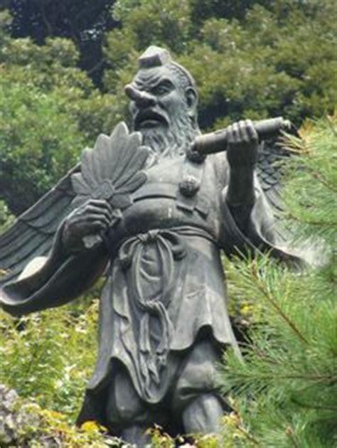 tengu warriors of myth wiki tengu statue near a hansobo shinto shrine on the precincts of the temple kencho ji in kamakura