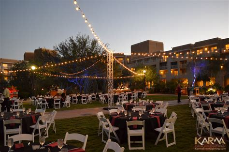 Outdoor Event Lights Karma Event Lighting For Weddings And Special Events