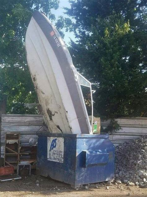 how to get rid of a boat how to get rid of old boat cut it up the hull truth