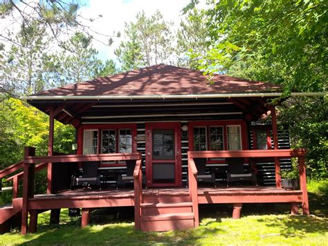 Small Log Home Kits Ontario Offgrid Log Cabin At Lake Of Two Rivers Algonquin