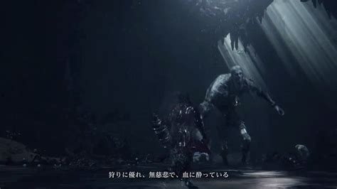 bloodborne gif that cannon ps4