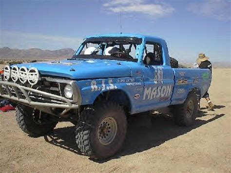 ford prerunner truck blueford 70s ford prerunners trucks pinterest ford