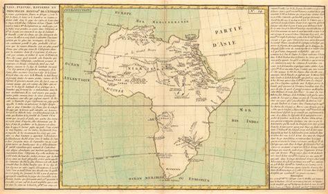 africa map 1747 bkn mapa de 193 frica de 1554 a 1880