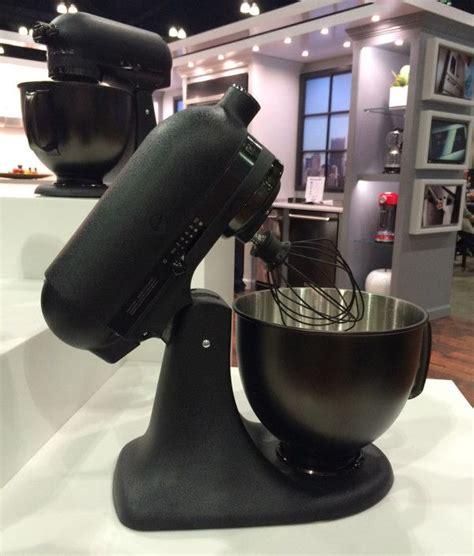 all black kitchenaid mixer 17 best ideas about kitchen black appliances on pinterest