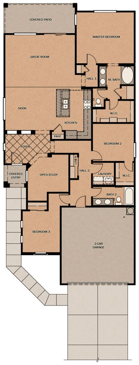 fulton homes floor plans arizona