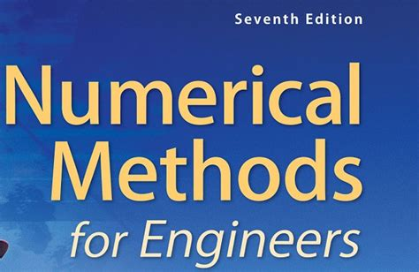 numerical methods for engineers books numerical methods for engineers 7th edition pdf book hut