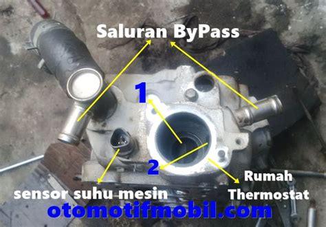 Switch Temperatur Avanza efek thermostat mesin avanza xenia dilepas otomotif mobil