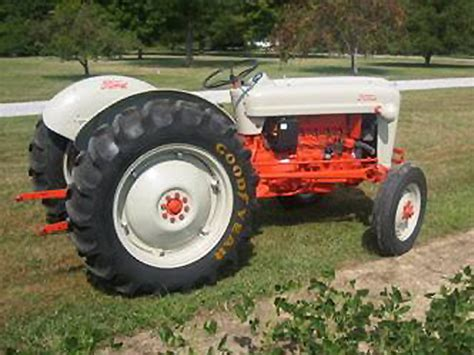 1953 ford jubilee golden jubilee 1953 ford naa tractor