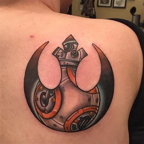 resistance tattoo resistance bb 8 wars bb