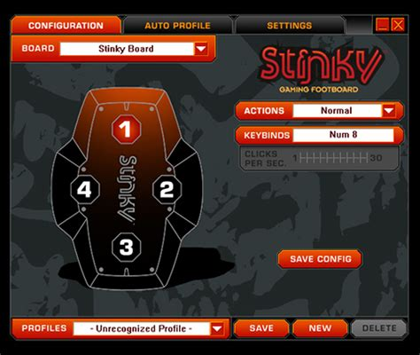 Gaming Footboard by Stinky Gaming Footboard Foot Controller Pc Newegg