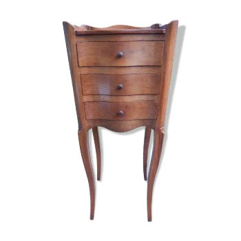 table haute bois 3693 meubles vintage fonctionnels ou d 233 coratifs d occasion