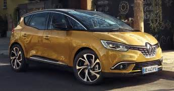 Renault Scenic 2016 Renault Scenic Officially Unveiled In Geneva