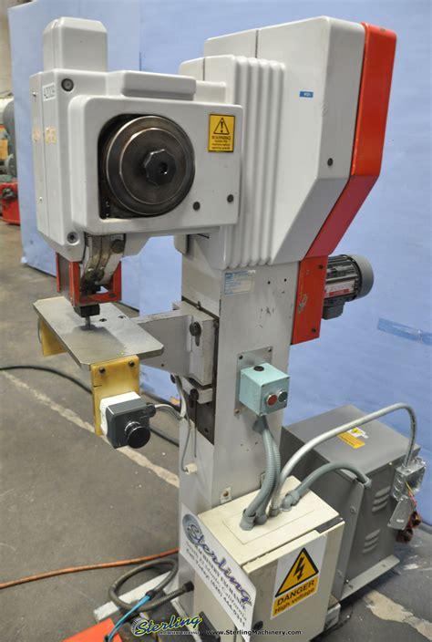 tr rivet machine sterling machinery