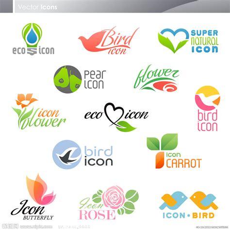 logo design elements rar 自然logo 自然标识矢量图 网页小图标 标志图标 矢量图库 昵图网nipic com