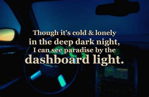 Paradise By The Dashboard Light Lyrics paradise by the dashboard light meatloaf songs i receptions and
