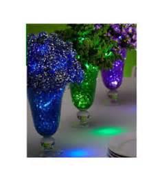 Blue Vase Fillers 4oz Pkg Water Crystal Gel Beads Vase Filler Flowers Plants