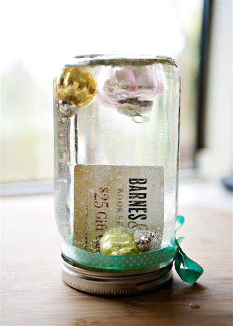 diy snowy mason jars 100 diy decorations that will fill your home with