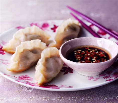 new year traditions dumplings ring in the year of the with pork and shiitake