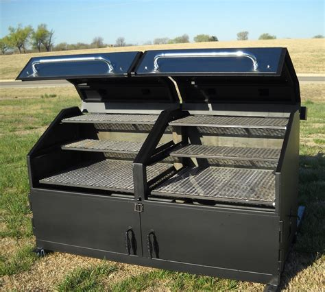 Handmade Barbecue Grills - horizon smokers