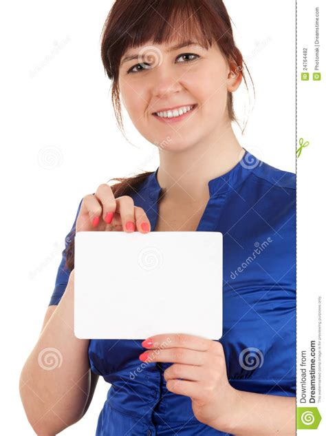 how to photograph heavy women overweight fat woman with blank sign stock photography
