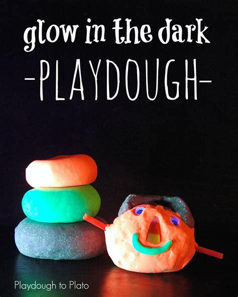glow in the paint recipe glow in the playdough recipe playdough to plato